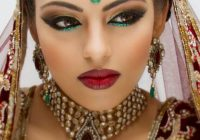 new bridal hair and makeup ideas – Just Bridal – bollywood bride make up