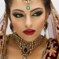 new bridal hair and makeup ideas – Just Bridal – bollywood wedding make up