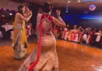 New Indian Wedding Dance by beautiful Bride & Friends ..