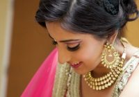 New South Indian Bridal Hairstyles For Wedding ..