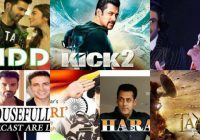 New Upcoming Bollywood Movies 2019 List with Update ..