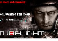 New Upcoming movie #Tube light Free #download all #songs ..