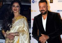 No, Rekha And Sanjay Dutt Aren't Married. This Rumour Is ..