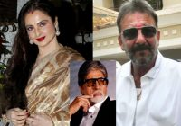 Not Amitabh Bachchan, Rekha Secretly Married Sanjay Dutt ..