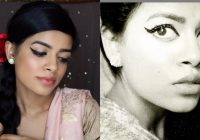 Old Bollywood Makeup and Hair – YouTube – bollywood retro makeup