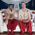 One of Nation's First Traditional Indian LGBTQ Interracial ..