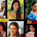 op 10 telugu Heroines and Remunerations,telugu Top ..