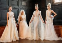 Our favorite dresses from Bridal Fashion Week – Fall 2017 ..