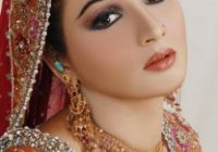 Pakistani Bridal Dresses Makeup Wear Eye Makeup Mehndi ..