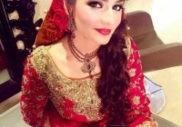 pakistani bridal hairstyle for round face – MayaMokaComm – indian bridal hairstyle for round face
