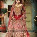 Pakistani Designer Bridal Dresses for Barat Day 2017 ..