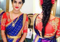 Perfect South Indian Bridal Hairstyles For Receptions – indian bridal reception makeup with hairstyle