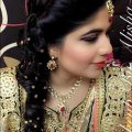 Perfect South Indian Bridal Hairstyles For Receptions – reception hairstyle for indian bride