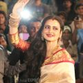 PHOTOS: Bollywood's 'Khoobsurat' actress Rekha turns 59 ..