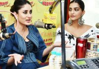 Photos : Veere Di Wedding Starcast Promoting The Movie At ..