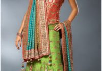 Pics For > Green Indian Bridal Wear – indian bridal wear in green street