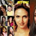 Plastic Surgery Disasters of Bollywood Celebrities – YouTube – makeup disaster bollywood celebrities