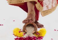 Post Marriage Rituals of a Perfect Hindu Marriage – hindu marriage rituals
