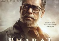 "Poster of bollywood movie ""Bharat"" 2019 – beParlak – bollywood new movie war 2019"