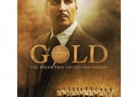 Poster shot for the movie Gold 2018 | Film Posters ..
