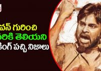 Power Star Pawan Kalyan Unknown Life Secrets || Tollywood ..