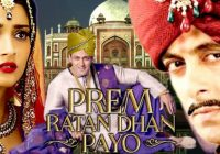 PRDP Total First Day Collection | Prem Ratan Dhan Payo ..