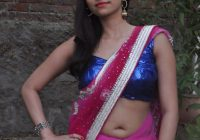 Priyanka Telugu Heroine Hot Navel Show In Transparent ..