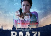 Raazi (2018) Hindi Movie Mp3 Songs – Naa Songs-Telugu Mp3 ..