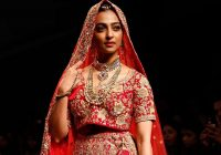 Radhika Apte's Indian Bride Dress | Ramp Walk – YouTube – indian bridal ramp walk