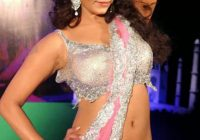 Rakhi Sawant Hot Cleavage and Navel HD Wallpapers in Pink ..
