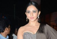 Rakul Preet Singh Photos In Long Black Gown At Birthday ..