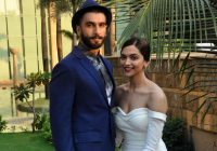 Ranveer, Deepika reveals marriage card announces date of ..