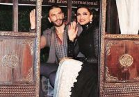 Ranveer Singh – Deepika Padukone ban cell phones at their ..