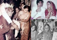 Rare Wedding Pictures | Shahrukh Khan | Aishwarya Rai ..