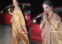rekha Saree | Rekha Actress Marriage Photos | ♥ sari ..