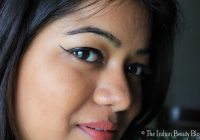 Retro Bollywood make-up look using L'Oreal Paris India L ..