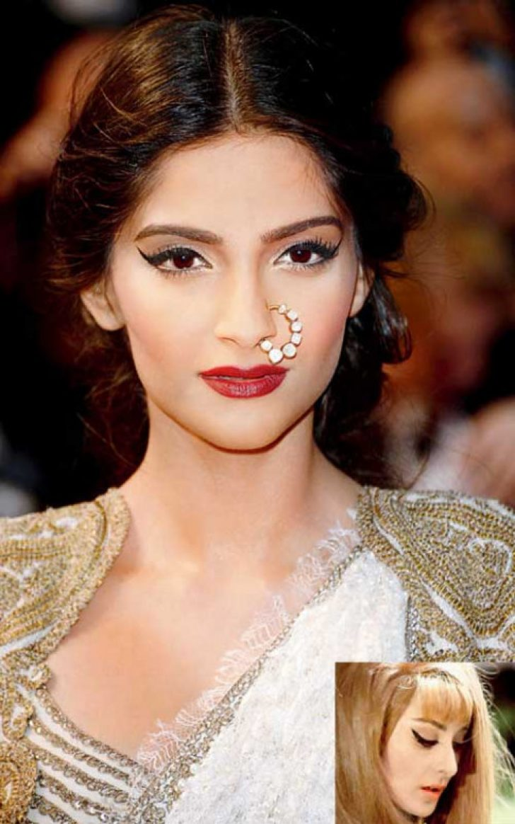 Permalink to Seven Thoughts You Have As Retro Bollywood Makeup Approaches