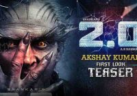 Robo 2.0 OR Enthiran 2.0 first look teaser released … – new bollywood movie 2
