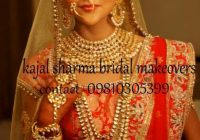 Royal indian bridal look by kajal sharma… | Indian ..