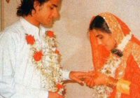 Saif married Amrita Singh in 1991 in an islamic ceremony