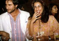 Saif takes ex-wife Amrita Singh for a dinner date | Saif ..