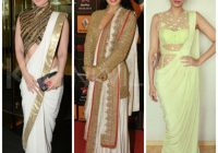 Saree Drape Style: Choose the best! | PINKVILLA – bollywood style saree draping
