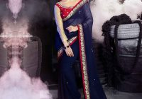 Saree jacket designs 2015 designer wear for bollywood ..
