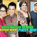 Second marriage of Bollywood celebs – Bollywood Actors who ..