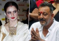 Secret Marriage of Rekha – Sanjay Dutt Leaked? – bollywood rekha marriage