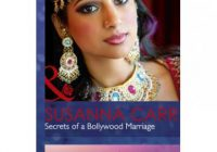 Secrets of a Bollywood Marriage : Susanna Carr : 9780263242003 – secrets of a bollywood marriage