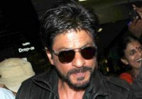 Shahrukh's makeup man no more.