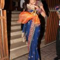 Shilpa Shetty Chiffon Bollywood Replica Saree-Online ..