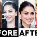 Shocking Pics Of Indian Actress Without Makeup|2017 LATEST ..