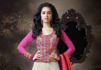 Shraddha Kapoor Bollywood Actress in lehenga choli ..